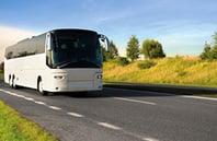 Ideale Lage für Busreisen